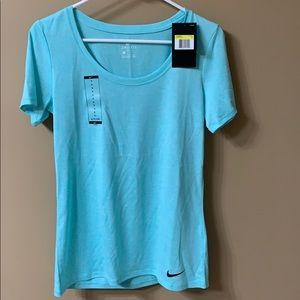 Nike women's small short sleeve Dri-fit shirt